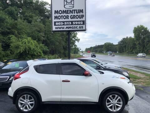 2014 Nissan JUKE for sale at Momentum Motor Group in Lancaster SC