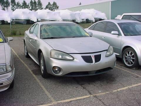 2008 Pontiac Grand Prix for sale at VOA Auto Sales in Pontiac MI