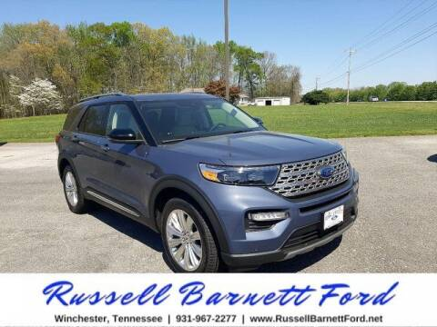 2021 Ford Explorer for sale at Oskar  Sells Cars in Winchester TN