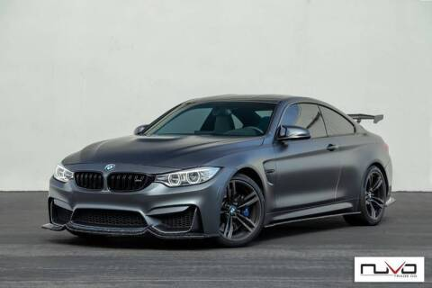 2015 BMW M4 for sale at Nuvo Trade in Newport Beach CA