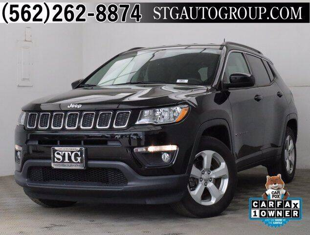 2018 Jeep Compass for sale in Bellflower, CA