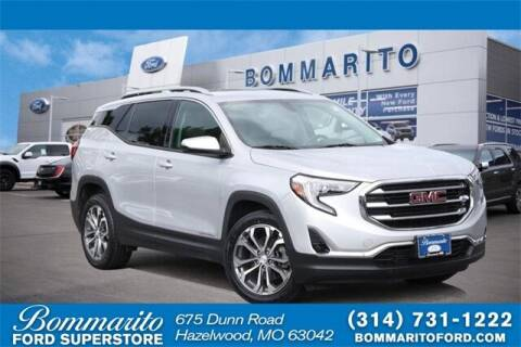 2018 GMC Terrain for sale at NICK FARACE AT BOMMARITO FORD in Hazelwood MO