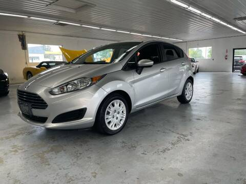 2016 Ford Fiesta for sale at Stakes Auto Sales in Fayetteville PA