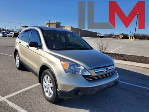 2007 Honda CR-V for sale at INDY LUXURY MOTORSPORTS in Fishers IN