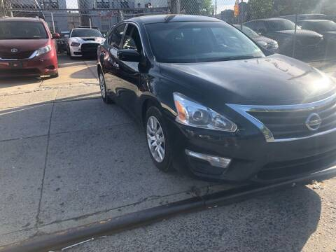 2014 Nissan Altima for sale at Luxury 1 Auto Sales Inc in Brooklyn NY