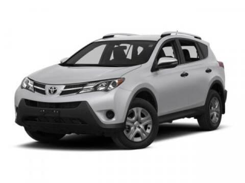2013 Toyota RAV4 for sale at SPRINGFIELD ACURA in Springfield NJ