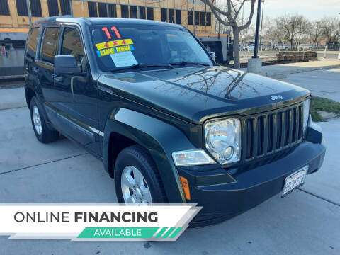2011 Jeep Liberty for sale at Super Cars Sales Inc #1 in Oakdale CA