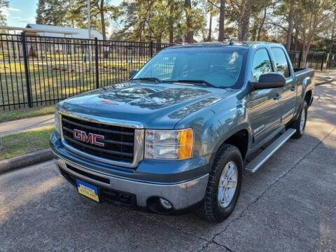 2011 GMC Sierra 1500 for sale at Amazon Autos in Houston TX