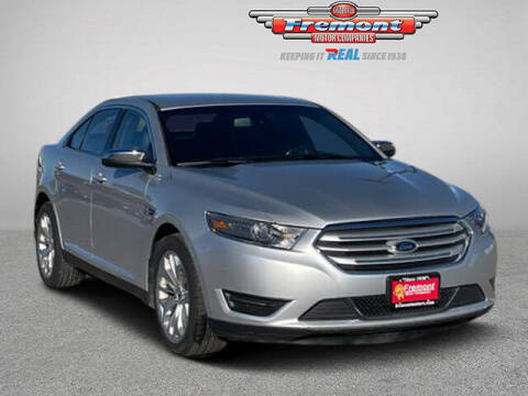 2017 Ford Taurus for sale at Rocky Mountain Commercial Trucks in Casper WY
