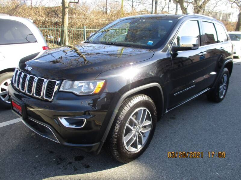 2017 Jeep Grand Cherokee for sale at Newark Auto Sports Co. in Newark NJ