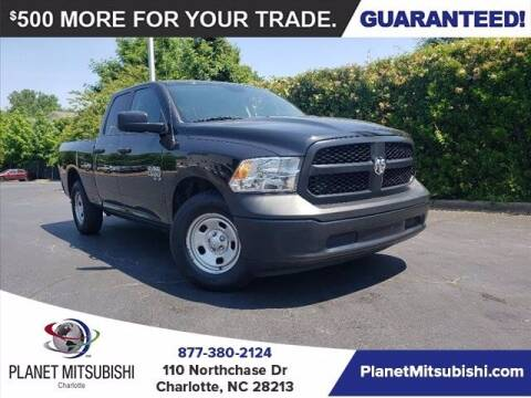 2019 RAM Ram Pickup 1500 Classic for sale at Planet Automotive Group in Charlotte NC