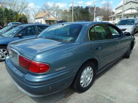 2000 Buick LeSabre for sale at English Autos in Grove City PA