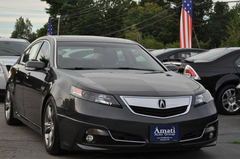 2014 Acura TL for sale in Hooksett, NH