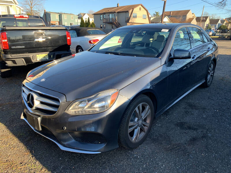 2014 Mercedes-Benz E-Class for sale at Charles and Son Auto Sales in Totowa NJ