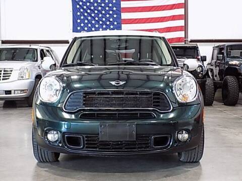 2011 MINI Cooper Countryman for sale at Texas Motor Sport in Houston TX
