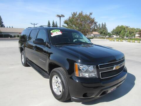 2013 Chevrolet Suburban for sale at 2Win Auto Sales Inc in Oakdale CA