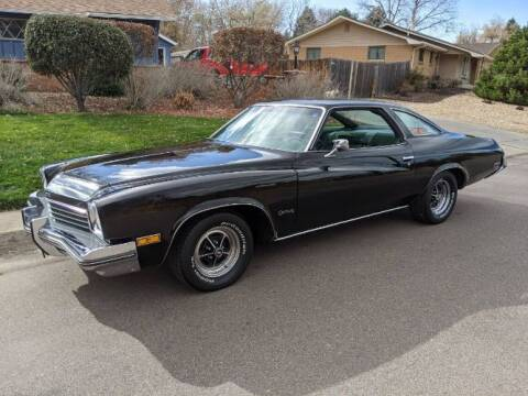 1973 Buick Century for sale at Classic Car Deals in Cadillac MI