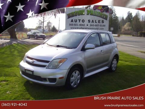 2006 Scion xA for sale at Brush Prairie Auto Sales in Battle Ground WA