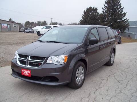 2018 Dodge Grand Caravan for sale at SHULLSBURG AUTO in Shullsburg WI