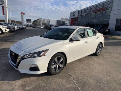 2021 Nissan Altima for sale at J P Thibodeaux Used Cars in New Iberia LA