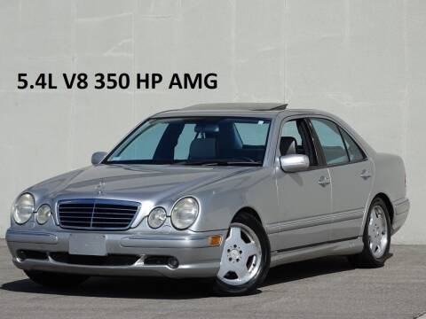 2002 Mercedes-Benz E-Class for sale at Chicago Motors Direct in Addison IL