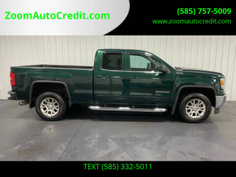 2015 GMC Sierra 1500 for sale at ZoomAutoCredit.com in Elba NY