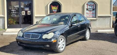 2002 Mercedes-Benz C-Class for sale at BAC Motors in Weslaco TX
