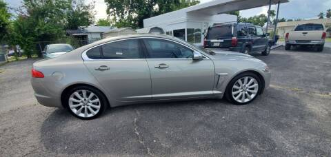 2012 Jaguar XF for sale at Bill Bailey's Affordable Auto Sales in Lake Charles LA