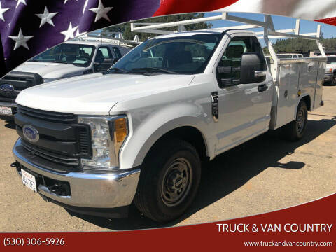 2017 Ford F-250 Super Duty for sale at Truck & Van Country in Shingle Springs CA