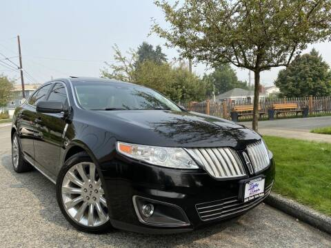 2009 Lincoln MKS for sale at DAILY DEALS AUTO SALES in Seattle WA