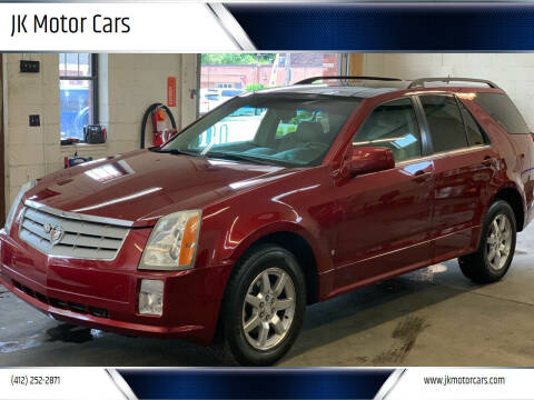 2006 Cadillac SRX for sale at JK Motor Cars in Pittsburgh PA