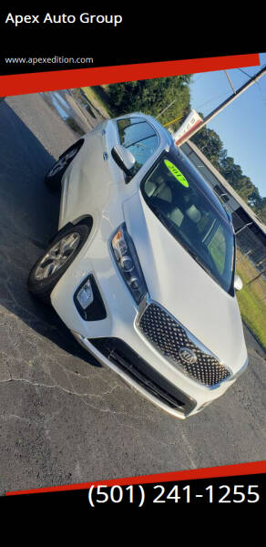 2017 Kia Sorento for sale at Apex Auto Group in Cabot AR