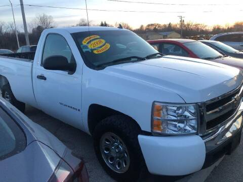 2008 Chevrolet Silverado 1500 for sale at Jose's Auto Sales Inc in Gurnee IL