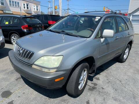 2003 Lexus RX 300 for sale at Better Auto in South Darthmouth MA