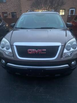 2010 GMC Acadia for sale at Right Choice Automotive in Rochester NY