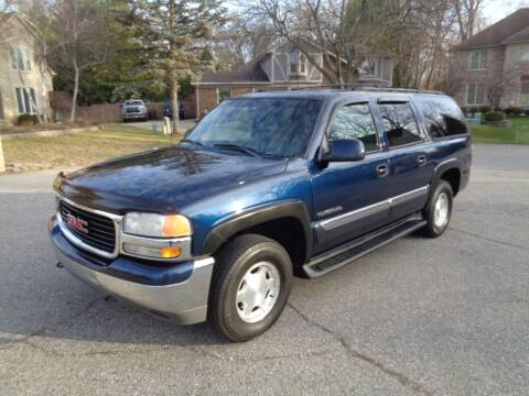 2004 GMC Yukon XL for sale at Auto Experts in Shelby Township MI