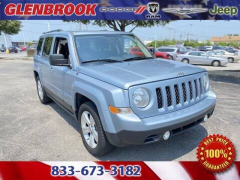 2013 Jeep Patriot for sale at Glenbrook Dodge Chrysler Jeep Ram and Fiat in Fort Wayne IN