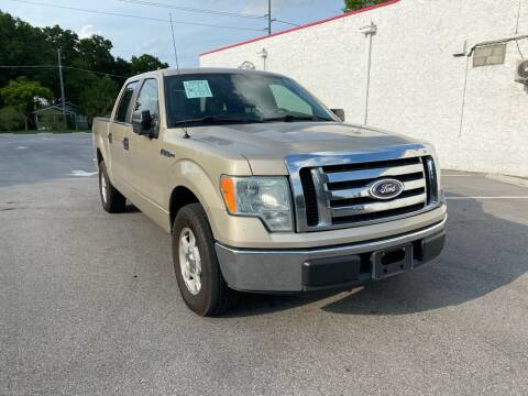 2010 Ford F-150 for sale at Consumer Auto Credit in Tampa FL