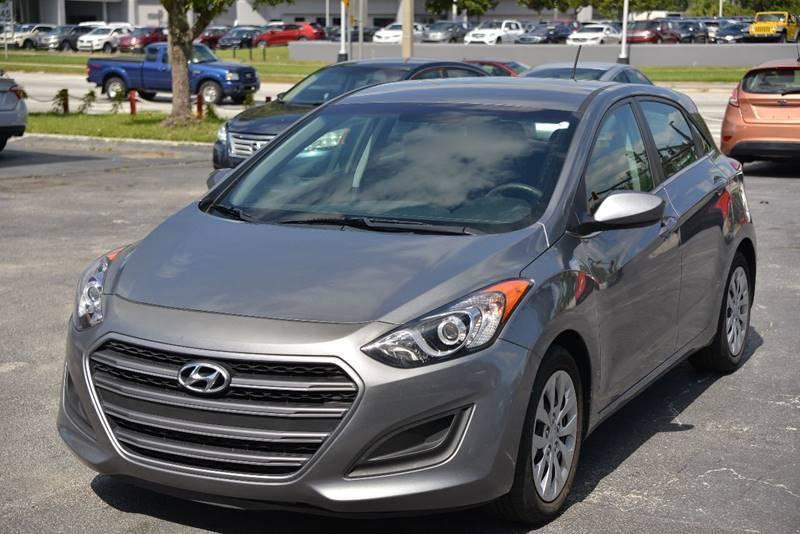 2017 Hyundai Elantra GT for sale at Motor Car Concepts II - Kirkman Location in Orlando FL