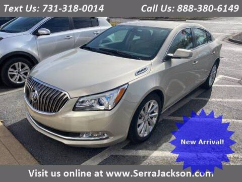 2014 Buick LaCrosse for sale at Serra Of Jackson in Jackson TN