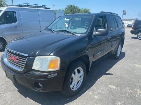 2005 GMC Envoy for sale at Silver Auto Partners in San Antonio TX
