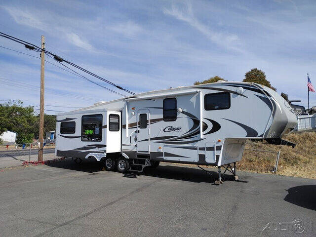 2012 Keystone Cougar for sale at Guy Strohmeiers Auto Center in Lakeport CA