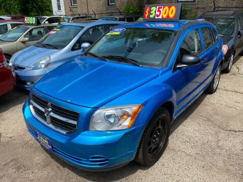2009 Dodge Caliber for sale at 5 Stars Auto Service and Sales in Chicago IL