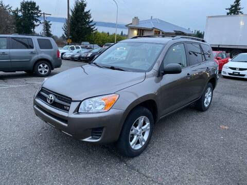 2010 Toyota RAV4 for sale at KARMA AUTO SALES in Federal Way WA