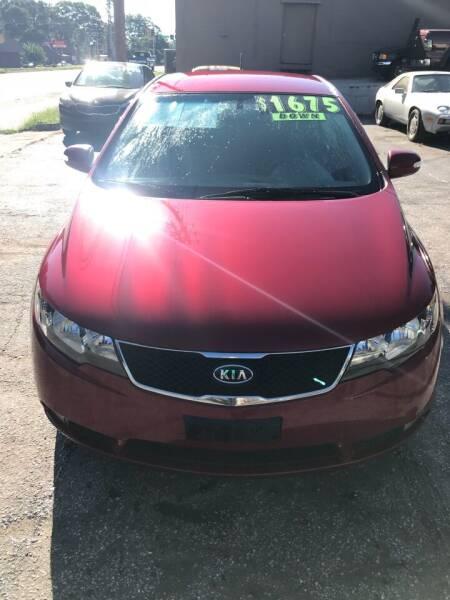 2010 Kia Forte for sale at Miranda's Auto LLC in Commerce GA