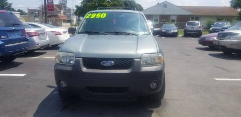 2005 Ford Escape for sale at Roy's Auto Sales in Harrisburg PA