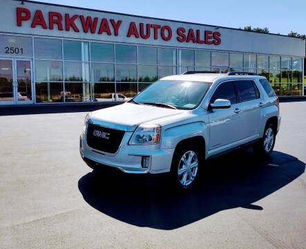2017 GMC Terrain for sale at Parkway Auto Sales, Inc. in Morristown TN
