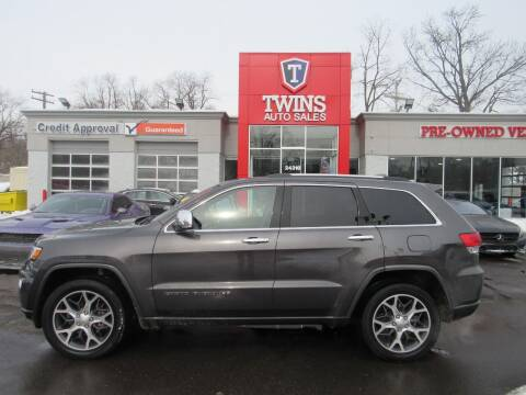 2019 Jeep Grand Cherokee for sale at Twins Auto Sales Inc Redford 1 in Redford MI