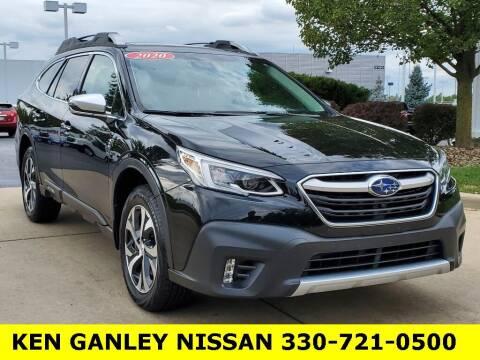 2020 Subaru Outback for sale at Ken Ganley Nissan in Medina OH