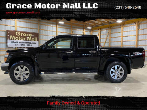2012 GMC Canyon for sale at Grace Motor Mall LLC in Traverse City MI